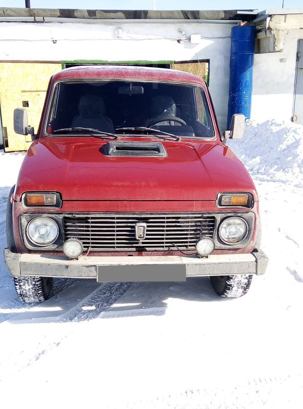 Лада 4x4 2121 Нива, 1997 год, 137 000 руб.
