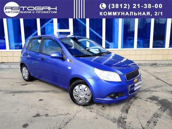 Chevrolet Aveo, 2009 год, 244 000 руб.