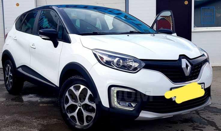 Renault Kaptur, 2016 год, 820 000 руб.