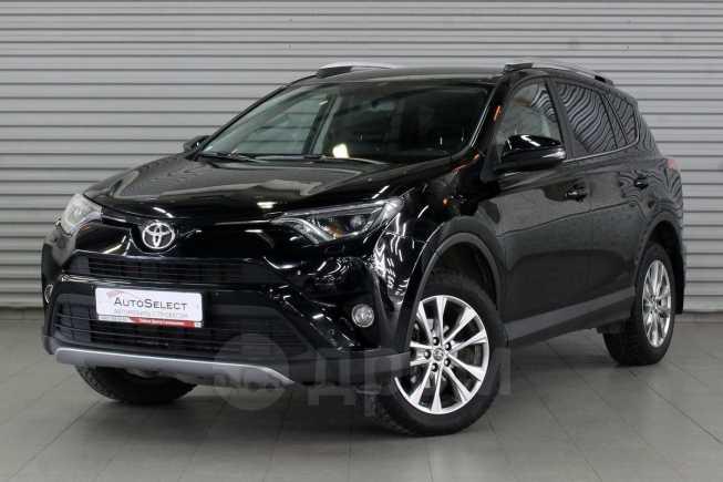 Toyota RAV4, 2016 год, 1 670 000 руб.