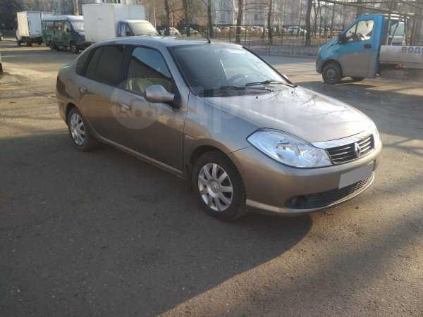 Renault Symbol, 2010 год, 230 000 руб.