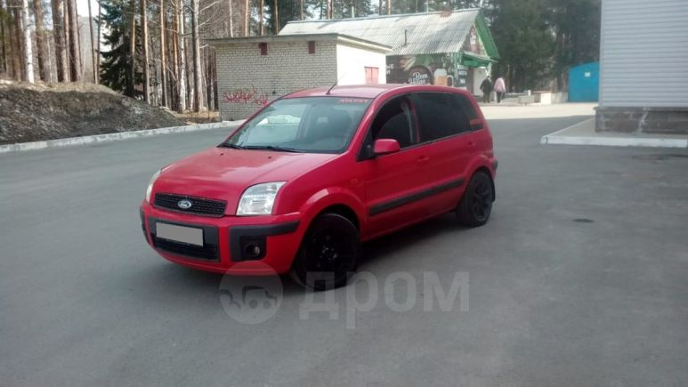 Ford Fusion, 2007 год, 210 000 руб.
