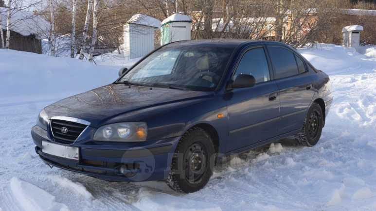 Hyundai Elantra, 2006 год, 240 000 руб.