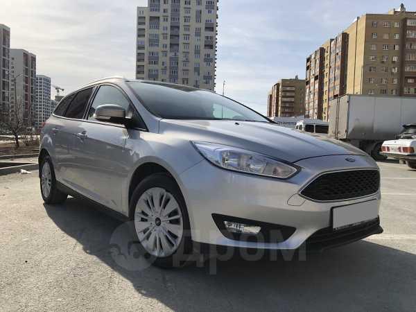 Ford Focus, 2016 год, 590 000 руб.