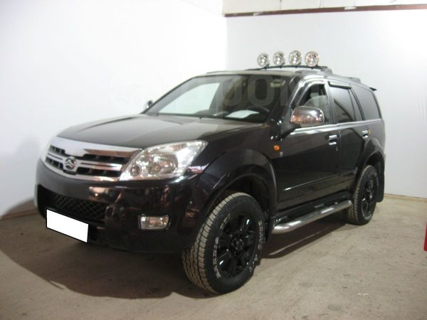 Great Wall Hover, 2007 год, 425 000 руб.