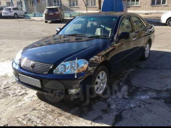 Toyota Mark II, 2001 год, 155 000 руб.
