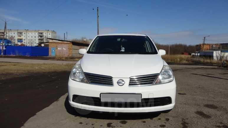 Nissan Tiida Latio, 2005 год, 319 000 руб.