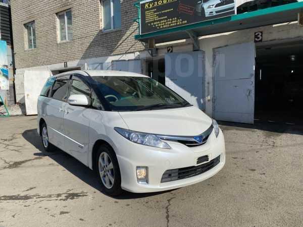 Toyota Estima, 2009 год, 380 000 руб.