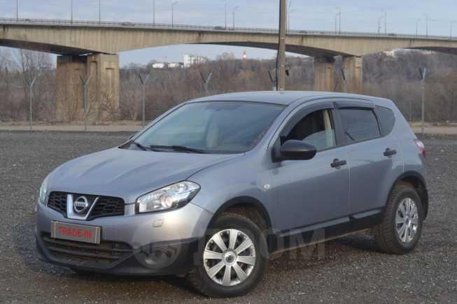 Nissan Qashqai, 2012 год, 569 888 руб.