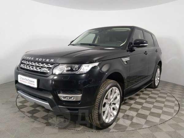 Land Rover Range Rover Sport, 2017 год, 3 095 000 руб.