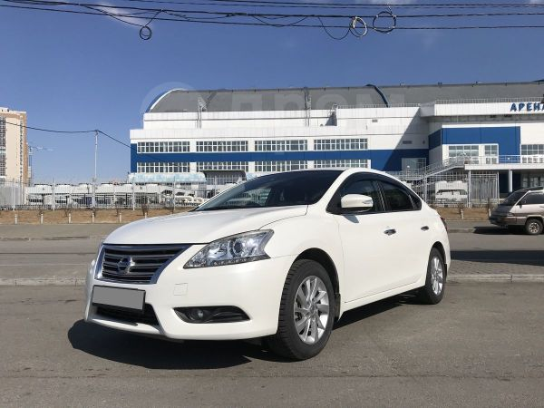 Nissan Sylphy, 2013 год, 690 000 руб.