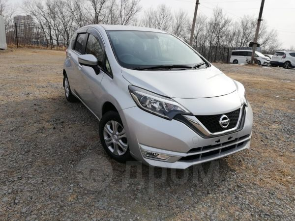 Nissan Note, 2017 год, 659 000 руб.
