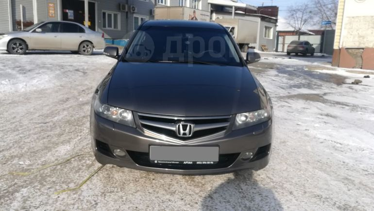 Honda Accord, 2007 год, 535 000 руб.