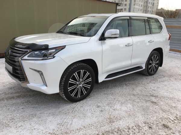 Lexus LX570, 2018 год, 6 250 000 руб.