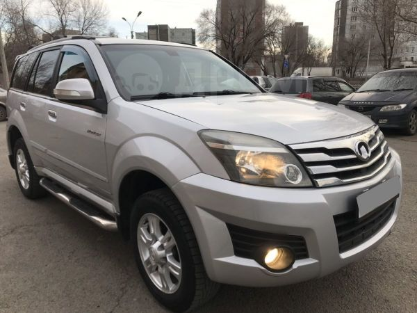 Great Wall Hover H3, 2012 год, 570 000 руб.