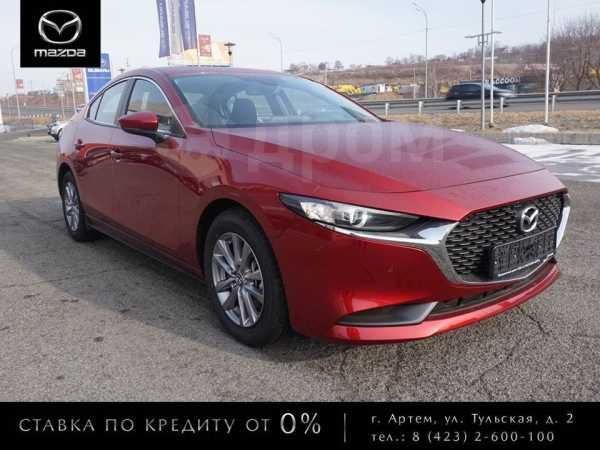 Mazda Mazda3, 2019 год, 1 675 000 руб.