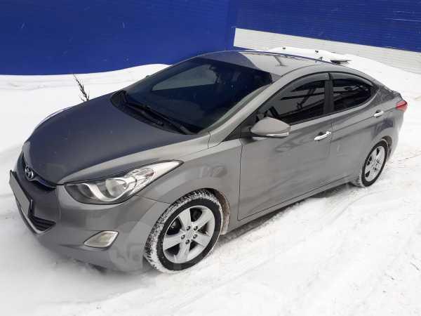 Hyundai Avante, 2010 год, 535 000 руб.