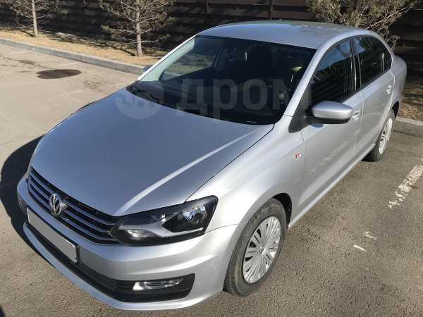 Volkswagen Polo, 2018 год, 699 000 руб.