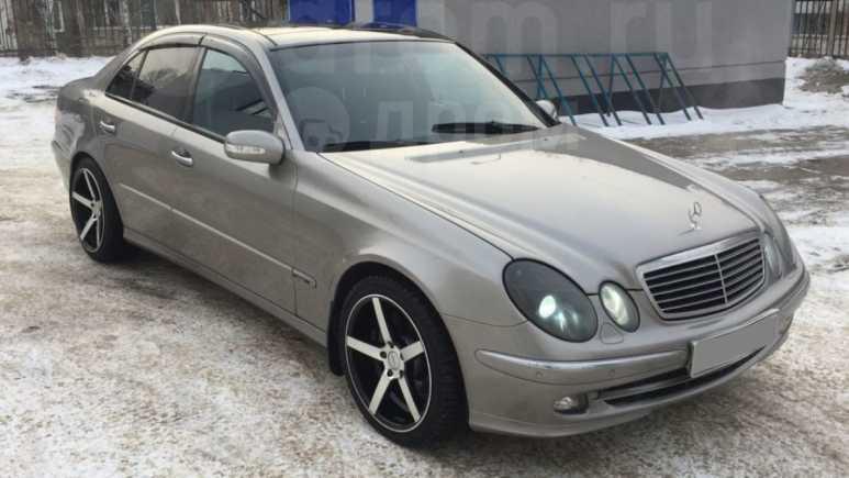 Mercedes-Benz E-Class, 2003 год, 565 000 руб.