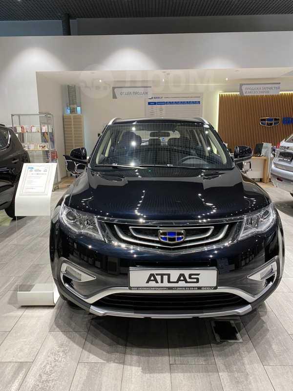 Geely Atlas, 2019 год, 1 450 990 руб.
