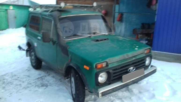 Лада 4x4 2121 Нива, 1989 год, 130 000 руб.