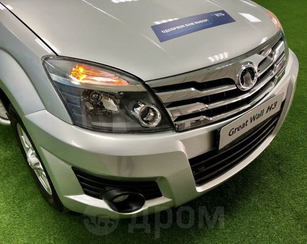 Great Wall Hover H3, 2013 год, 620 000 руб.
