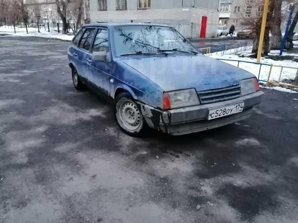 Лада 2109, 1996 год, 33 000 руб.