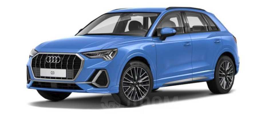 Audi Q3, 2019 год, 2 430 000 руб.