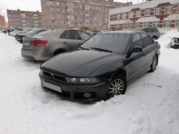 Mitsubishi Galant, 2001 год, 230 000 руб.