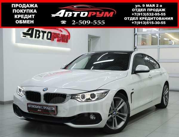 BMW 4-Series, 2014 год, 1 437 000 руб.