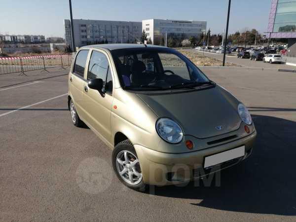 Daewoo Matiz, 2008 год, 117 000 руб.