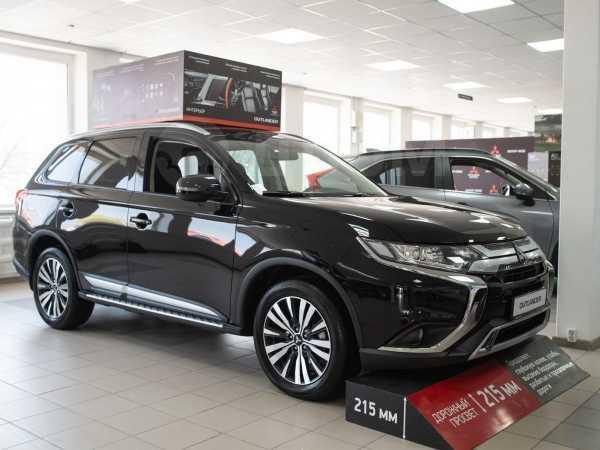 Mitsubishi Outlander, 2019 год, 2 074 000 руб.