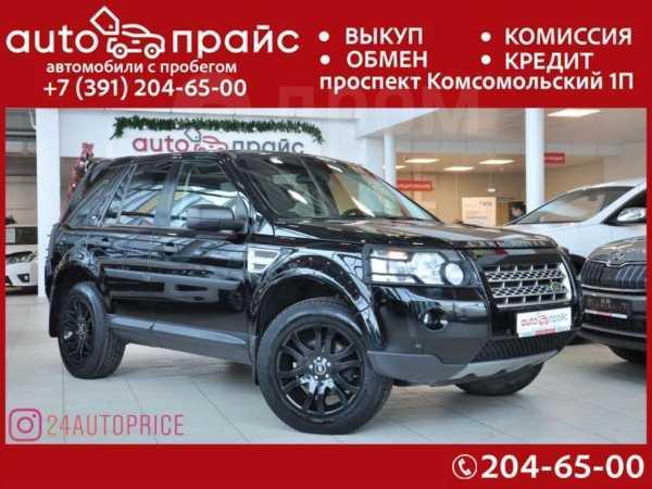Land Rover Freelander, 2008 год, 759 000 руб.