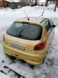 Peugeot 206, 2005 год, 170 000 руб.
