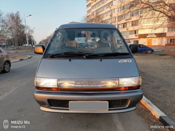 Toyota Town Ace, 1991 год, 210 000 руб.