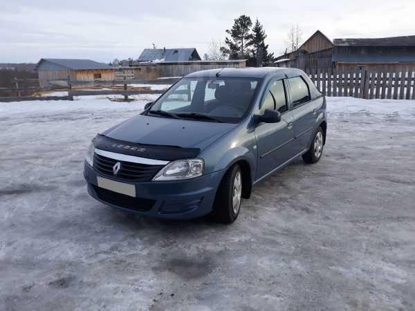 Renault Logan, 2012 год, 322 000 руб.