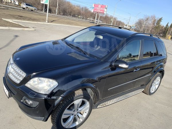 Mercedes-Benz M-Class, 2007 год, 765 000 руб.