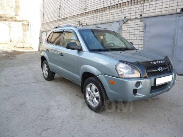 Hyundai Tucson, 2004 год, 500 000 руб.