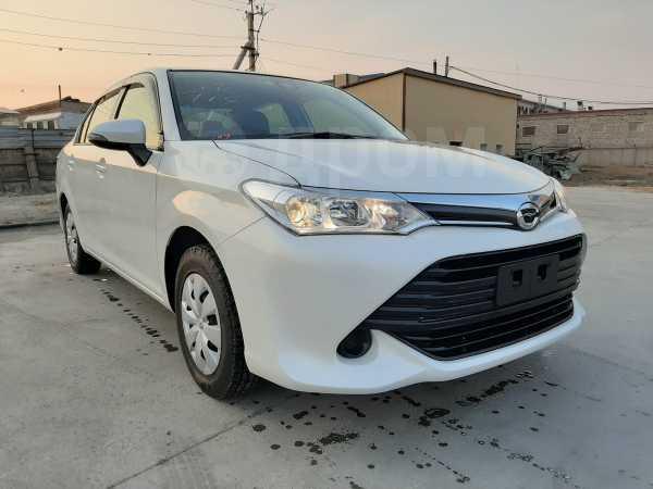 Toyota Corolla Axio, 2016 год, 645 000 руб.