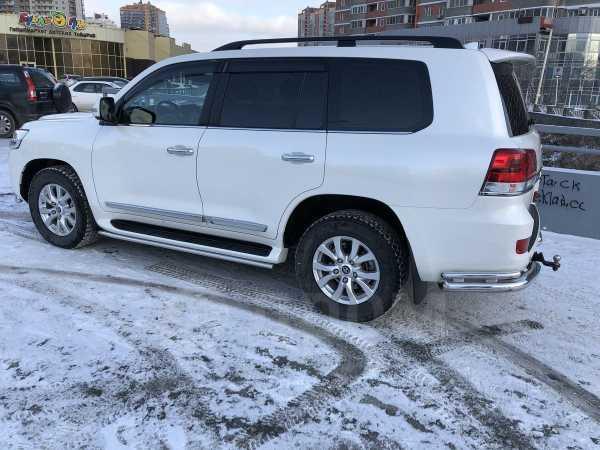 Toyota Land Cruiser, 2016 год, 4 150 000 руб.