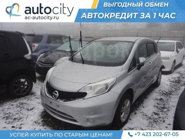 Nissan Note, 2016 год, 510 000 руб.