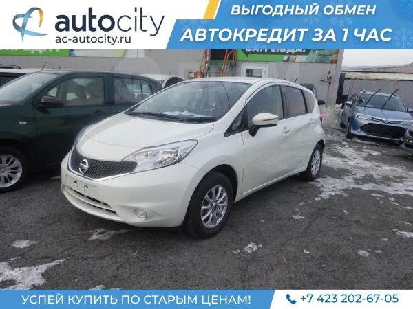 Nissan Note, 2015 год, 465 000 руб.