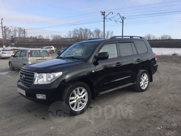 Toyota Land Cruiser, 2010 год, 1 990 000 руб.