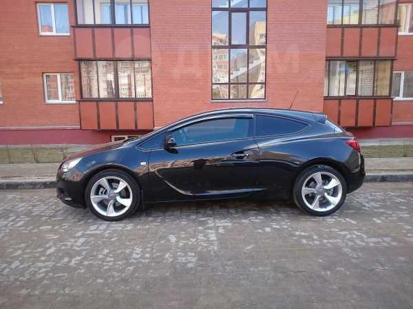 Opel Astra GTC, 2012 год, 588 000 руб.