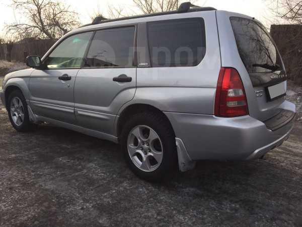 Subaru Forester, 2003 год, 379 000 руб.