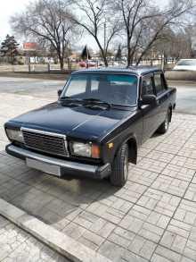 Черногорск 2107 2012
