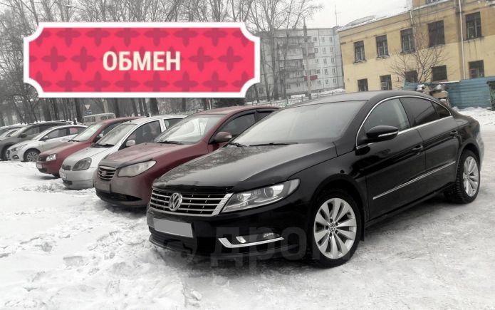 Volkswagen Passat CC, 2013 год, 910 000 руб.
