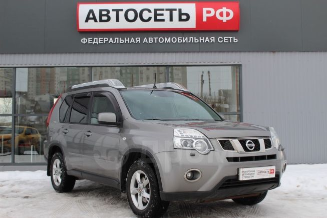 Nissan X-Trail, 2012 год, 756 800 руб.