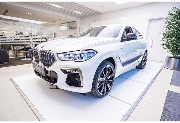 BMW X6, 2019 год, 9 948 900 руб.