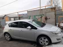 Первоуральск Opel Astra 2011